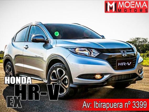 Honda Hr-v Ex 1.8 Flexone 16v 5p Aut. Flex 2019/2020