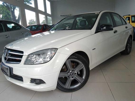Mercedes-benz C180 Cgi Classic 1.8 16v Gasolina Aut. 2011