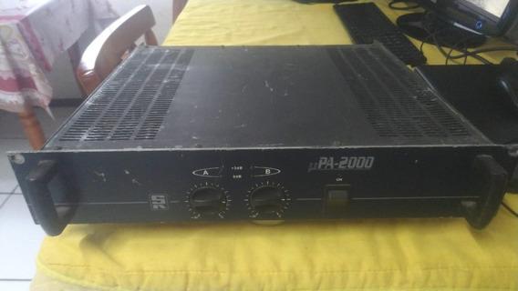 Amplificador Upa2000