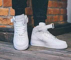 Zapatillas Importadas/ Nike Air Force1 Alta/ Hombre Y Mujer