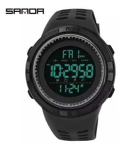 Relógio Sanda Digital Militar Esportivo