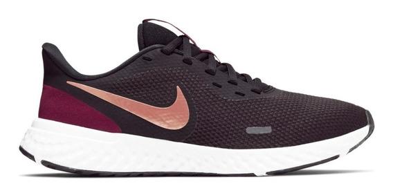 Zapatillas Nike Revolution 5 Mujer Running Nuevas Bq3207-003