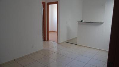 Apartamento Residencial Parque Chapada Da Serra, À Venda, Santa Cruz Ii, Cuiabá-mt - Ap0821
