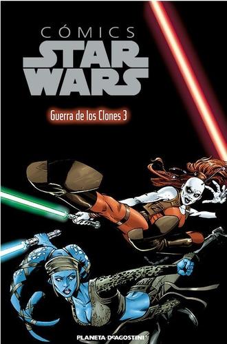 Cómics Star Wars  Libro 22 - Las Guerra Clon 3