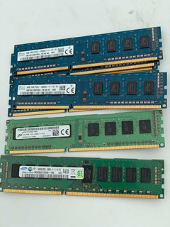 Memoria Ram Ddr3l De 4 Gb 12800u Para Pc Desktop