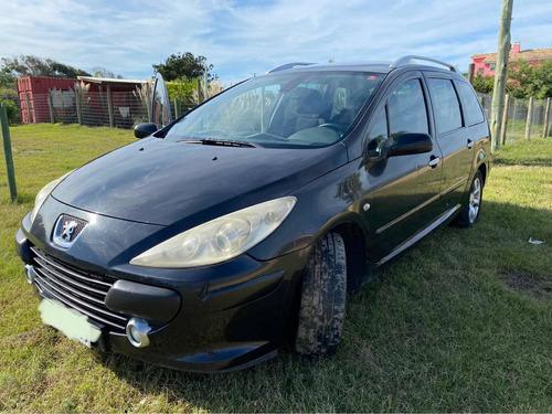 Peugeot 307 2007 2.0 Sw Premium