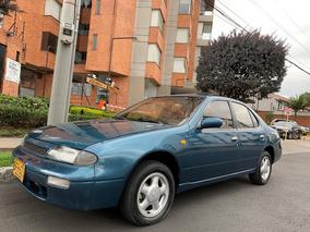 Nissan Bluebird Con Aire Y Sunroof 1996