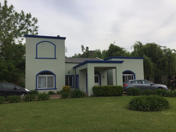 Casa Interna De 230 M2 C/pileta Country Club Haras Del Sol
