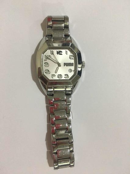 Relógio Puma Original Stainless Steel 805 Feminino