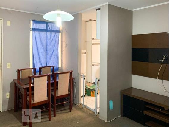 Apartamento Para Aluguel - Dos Casa, 2 Quartos, 46 - 893089043