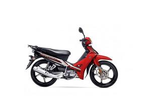 Yamaha Crypton T110disk - 0km - Rojo - Expomoto Sa