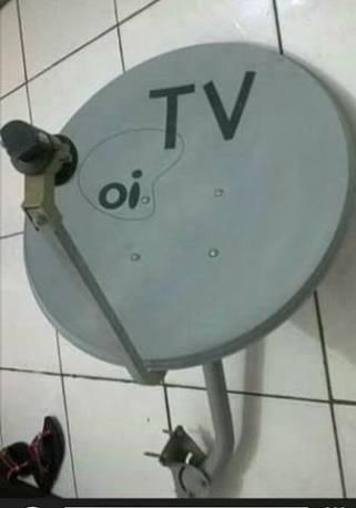 Antena Com Lnb Simples