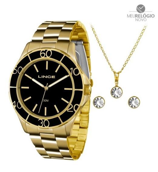 Relógio Lince Lrgj067l P1kx