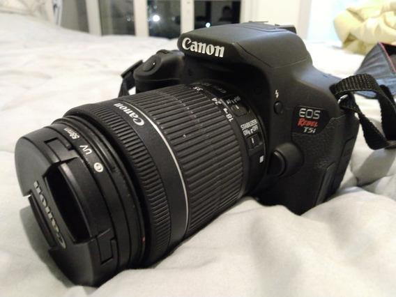 Canon Eos T5i (+/- 6000 Clicks)