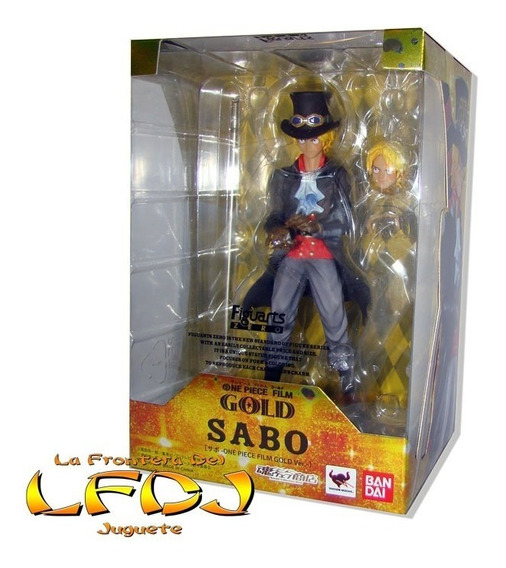 One Piece Figuarts Zero Sabo Film Gold Ver. Lfdj