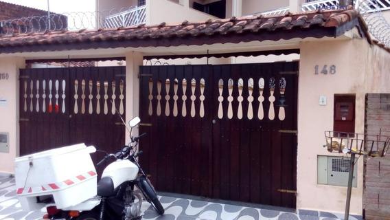 Casa Para Alugar No Bairro Sion Em Itanhaém - Sp. - 1575-2