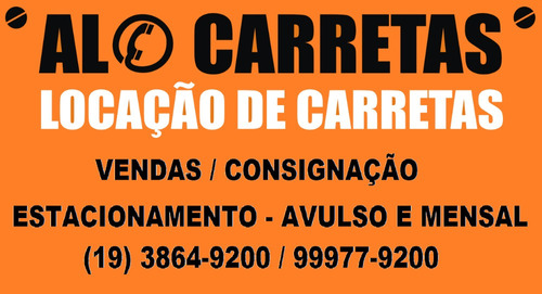 Imagem 1 de 5 de Aluguel /locação De Baú / Sider / Carga Seca/porta Container