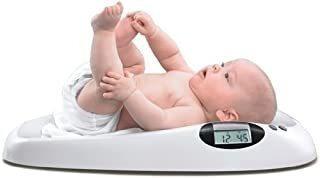 Báscula Digital Homeimage Para Bebés Y Mascotas: Pesa Hast