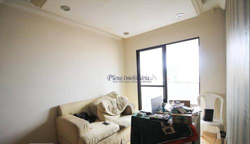 Imagem 1 de 11 de Apartamento Com 3 Dormitórios À Venda, 64 M² Por R$ 280.000,00 - Vila Amália (zona Norte) - São Paulo/sp - Ap0918