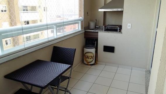 Apartamento Em Tatuapé, São Paulo/sp De 80m² 3 Quartos À Venda Por R$ 550.000,00 - Ap235322