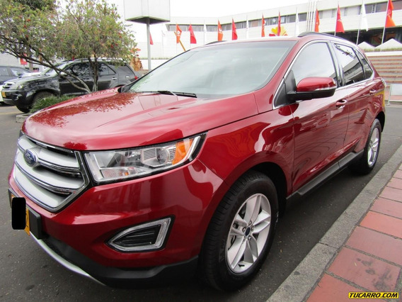 Ford Edge Sel Tp 3500cc 4x2