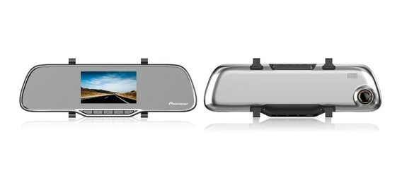 Retrovisor Câmera Automotiva Pioneer Vrec-200ch Dashcam Top