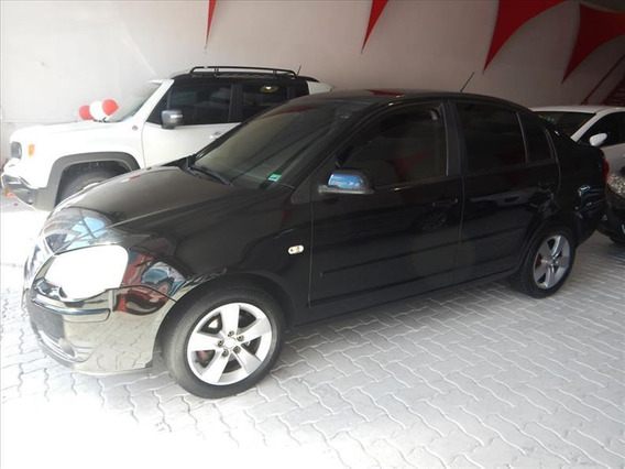 Volkswagen Polo 1.6 Mi 8v Flex 4p Manual 2009