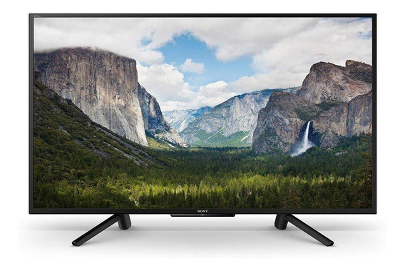 "Smart TV Sony Bravia Full HD 43"" KDL-43W665F"