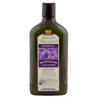 Avalon Organics Shampoo De Lavanda Nutritiva 325 Ml