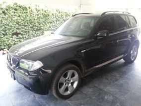 Bmw X3 3.0i Aut.full