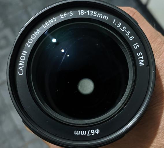 Lente Canon 18-135