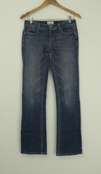 Calça Jeans Aéropostale Chelsea Bootcut Feminina