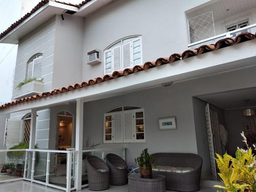 Casa 3/4, C/piscina, Churrasqueira, Excelente! - Ca00064 - 69453520