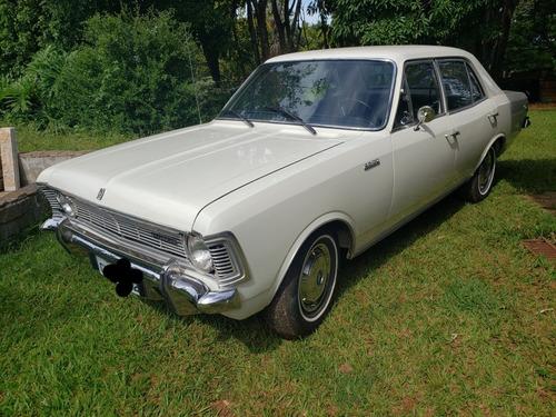 Imagem 1 de 9 de Chevrolet Opala Gm Luxo
