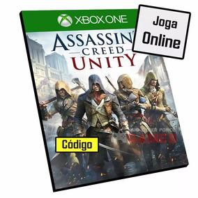 Jogo Assassins Creed Unity Xbox One Codigo 25 Digitos