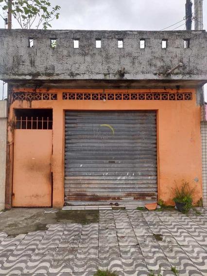 Casa, Esplanada Dos Barreiros, São Vicente - R$ 170 Mil, Cod: 1817 - V1817