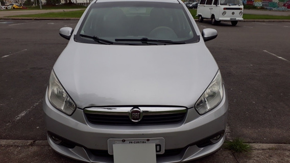 Fiat Grand Siena 1.4 Attractive Flex 4p 2013