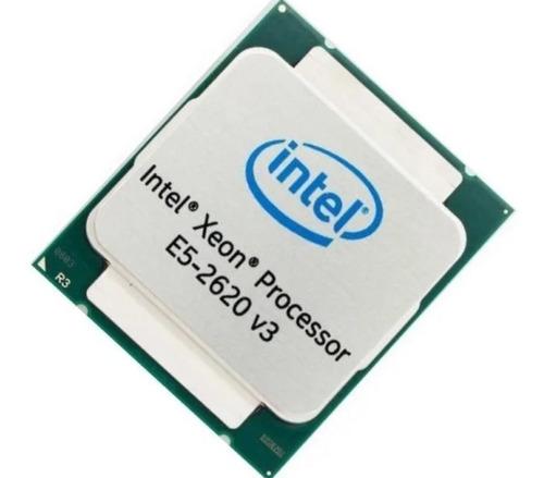Cpu  Xeon E5 2620 V3, 2.4 Ghz, Six Core