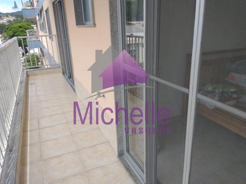 Apartamento Para Locação Em Teresópolis, Varzea, 2 Dormitórios, 2 Banheiros, 1 Vaga - Lapto-309_1-1065531