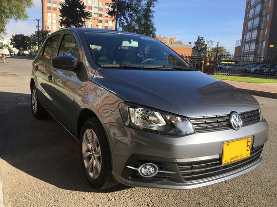Volkswagen Nuevo Gol Comfortline 1.6 2017 Impar Bog