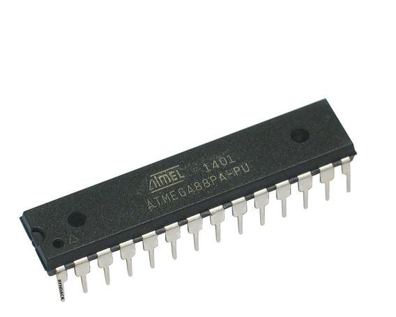 Microcontrolador Atmega88pa-pu Atmega88 Atmel Avr