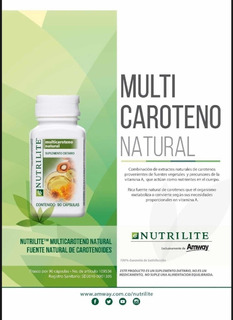 Daily Plus Nutrilite Multivitaminico De 30 Tabletas.