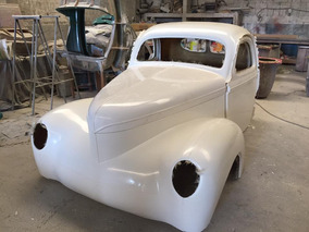 Willys Picape 1941;hot;hot Rod
