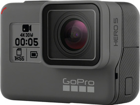 Gopro Hero 5 Black Original Lacrada Nf Garantia No Brasil