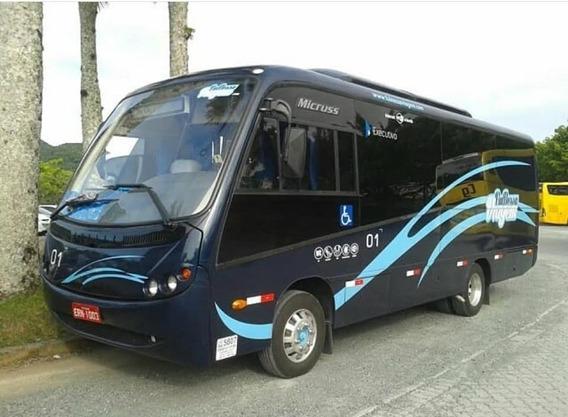 Micro Ônibus Com Banheiro E Ar Condicionado