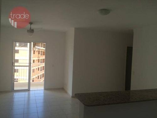 Imagem 1 de 11 de Apartamento Com 3 Dormitórios À Venda, 75 M² Por R$ 496.000,00 - Jardim Botânico - Ribeirão Preto/sp - Ap3149