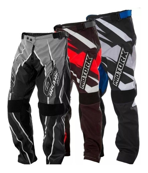 Pantalon Motocross Enduro Pro Tork Insane 4 Rpm1240