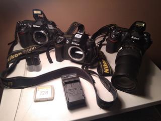 Equipo De Fotografía Nikon Vendo