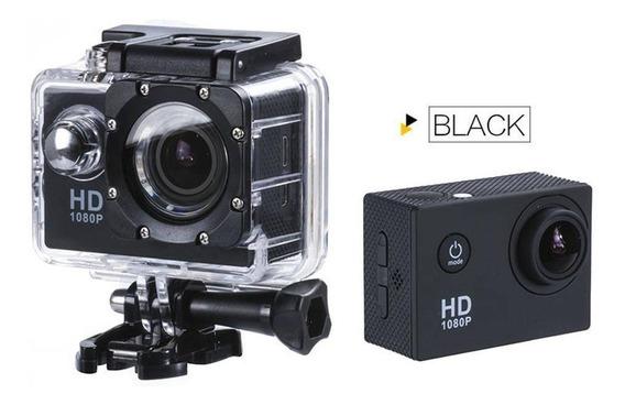 Camera Esportiva Sportscam Full Hd 1080p Moto Bike Carro