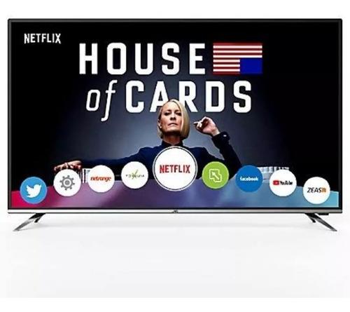 Led 50 Jvc Tv Uhd 4k Hdr En Caja Smart Netflix Youtube